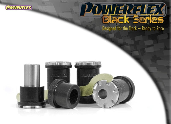 Powerflex Black Series Rear Arm Inner Bush Camber Adjustable Kit for Audi A3 (8L)