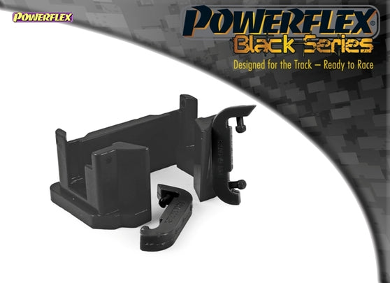 Powerflex Black Series Front Upper Right Engine Mount Insert Kit for Ford Focus RS (MK3)