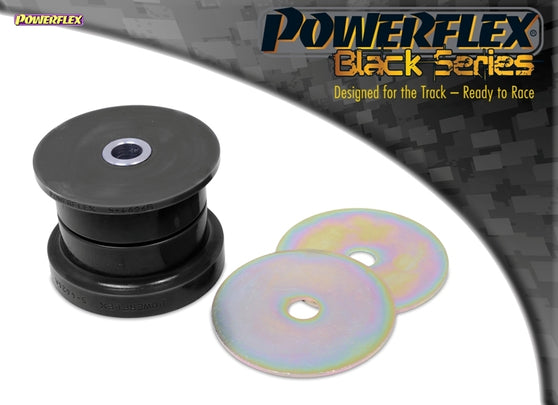 Powerflex Black Series Rear Diff Rear Bush Kit for BMW Z4 (E86)