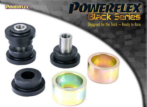 Powerflex Black Series Rear Trailing Arm Outer Bush Kit for BMW 1-Series (E82)
