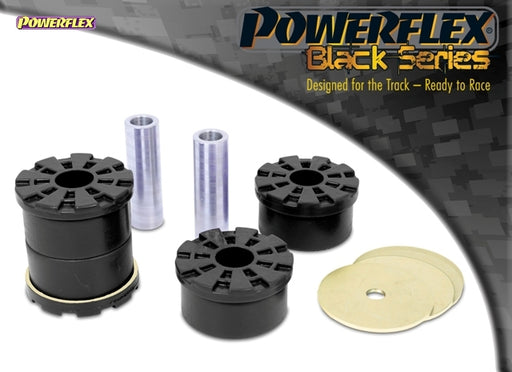 Powerflex Black Series Rear Subframe Front Mounting Bush Kit for Volkswagen Golf (MK6)