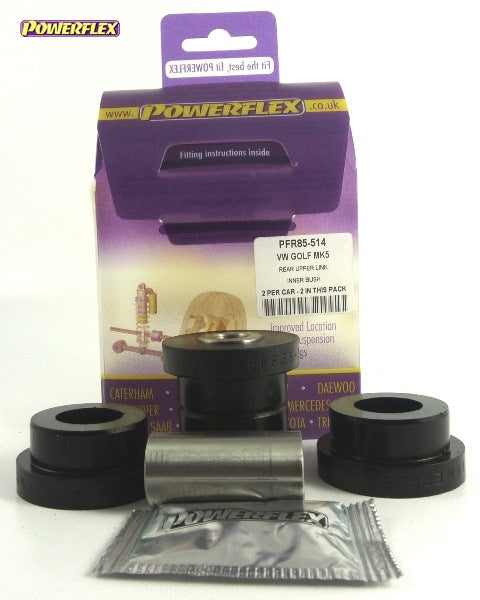 Powerflex Rear Upper Link Inner Bush Kit for Audi S3 (8P)