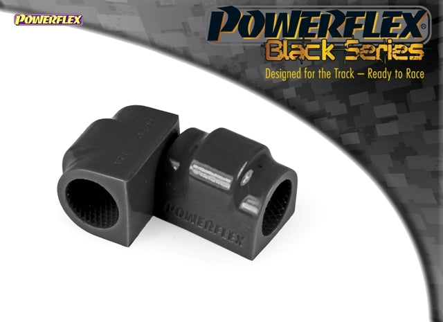 Powerflex Black Series Rear Anti Roll Bar Bush 22mm Kit for BMW 3-Series (F30)