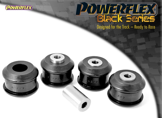 Powerflex Black Series Front Upper Arm To Chassis Bush Kit for Audi A4 (B7)