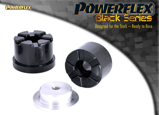 Powerflex Black Series Lower Engine Mount Large Bush Kit for Seat Arosa (MK1)
