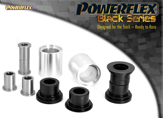 Powerflex Black Series Rear Lower Lateral Arm Inner Bush Kit for BMW 1-Series (E81)