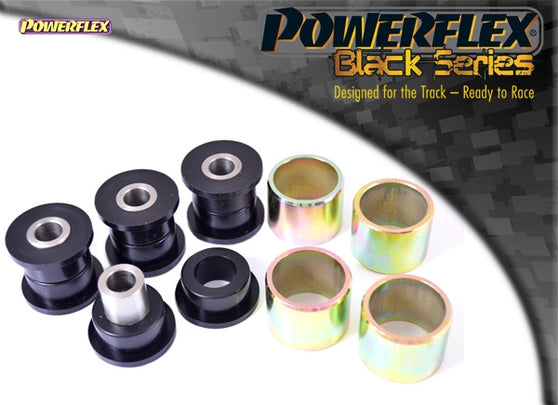 Powerflex Black Series Rear Upper Control Arm Bush Kit for Ford Focus RS (MK3)
