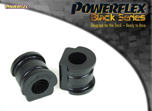 Powerflex Black Series Front Anti Roll Bar Bush 19mm Kit for Volkswagen Polo (6R)