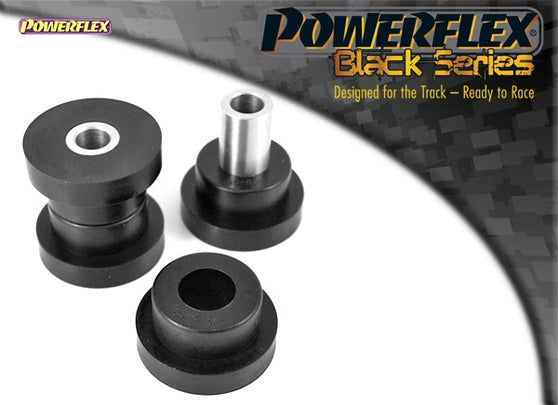 Powerflex Black Series Rear Lower Spring Mount Outer Kit for Audi A3 (8P)