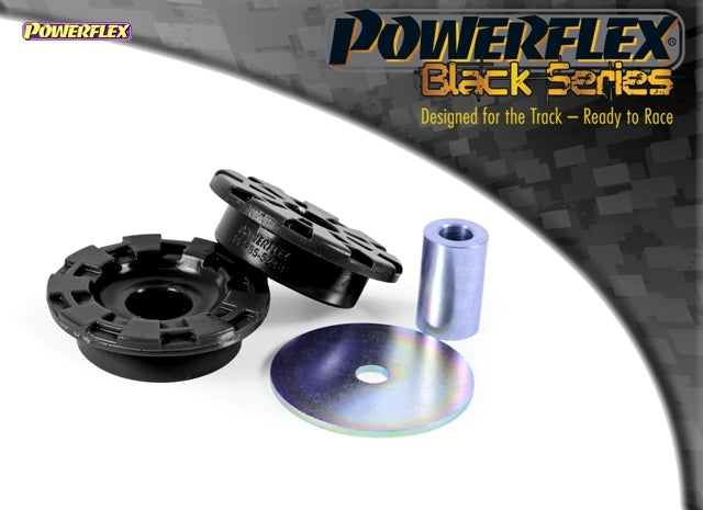 Powerflex Black Series Rear Diff Front Mounting Bush Kit for Audi TT (MK2)