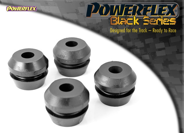 Powerflex Black Series Front Cross Member Mounting Bush Kit for Volkswagen Golf (MK2)