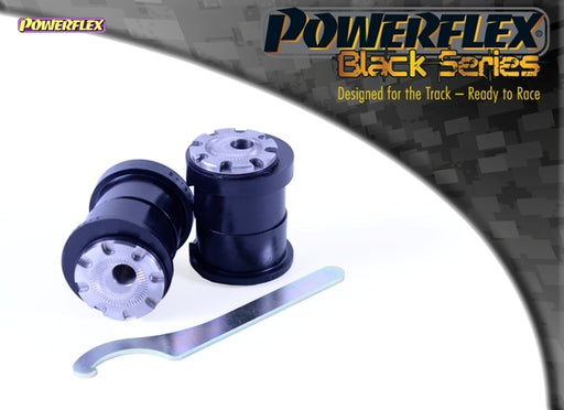 Powerflex Black Series Front Arm Front Bush Camber Adjustable Kit for Mini Hatch (F56)