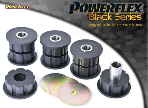 Powerflex Black Series Rear Beam Mounting Bush Kit for Nissan Silvia (S13)