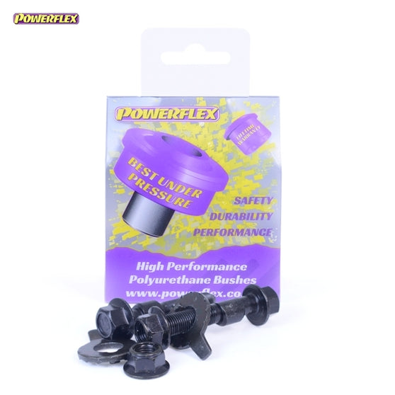 Powerflex Black Series PowerAlign Camber Bolt Kit (14mm) Kit for Renault Clio (MK2)