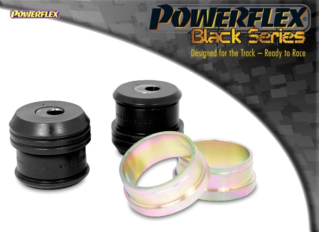 Powerflex Black Series Front Arm Rear Bush Anti-Lift & Caster Offset Kit for Renault Megane (MK2)