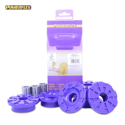 Powerflex Rear Diff Rear Mounting Bush Kit for Audi TT (MK2)