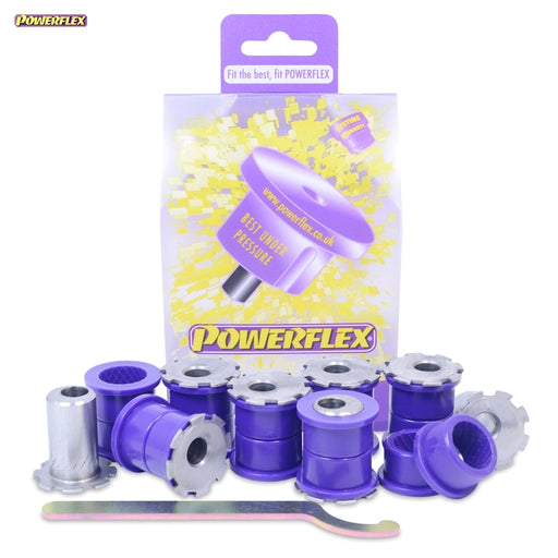 Powerflex Rear Upper Arm Bush - Camber Adjust Kit for Nissan Silvia (S14)