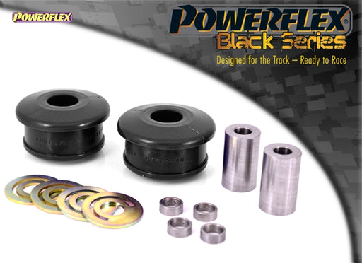 Powerflex Black Series Front Wishbone Rear Bush Kit for Seat Arosa (MK1)