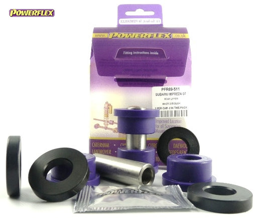 Powerflex Rear Upper Arm Inner Rear Bush Kit for Toyota GT86