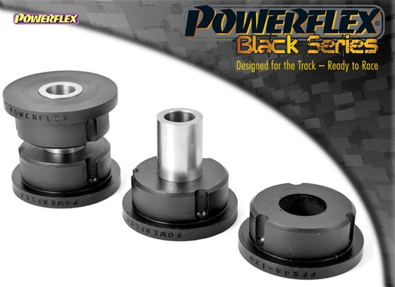Powerflex Black Series Rear Diff Front Mounting Bush Kit for Mitsubishi Lancer Evo 5