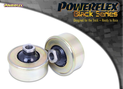 Powerflex Black Series Front Wishbone Rear Bush Anti-Lift & Caster Adjustable Kit for Mitsubishi Lancer Evo 9