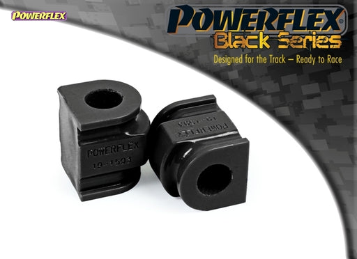 Powerflex Black Series Front Anti Roll Bar To Chassis Bush 19mm Kit for Ford Fiesta ST (MK7)