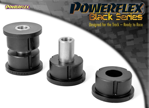Powerflex Black Series Rear Tie Bar To Hub Rear Bush Kit for Subaru Impreza (GC)
