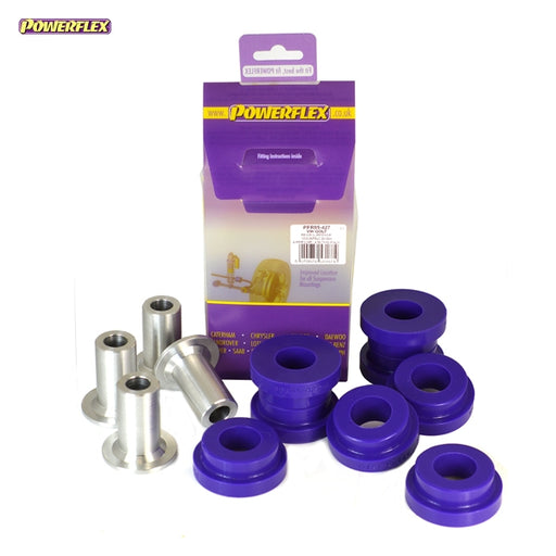Powerflex Rear Subframe Mounting Bush Kit for Audi TT (MK1)