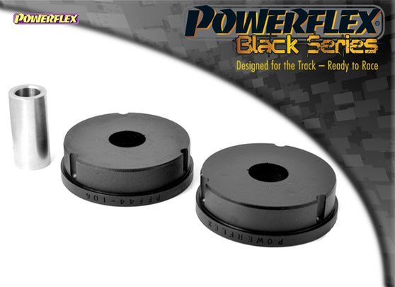Powerflex Black Series Front Lower Front Engine Mount Kit for Mitsubishi Lancer Evo 6