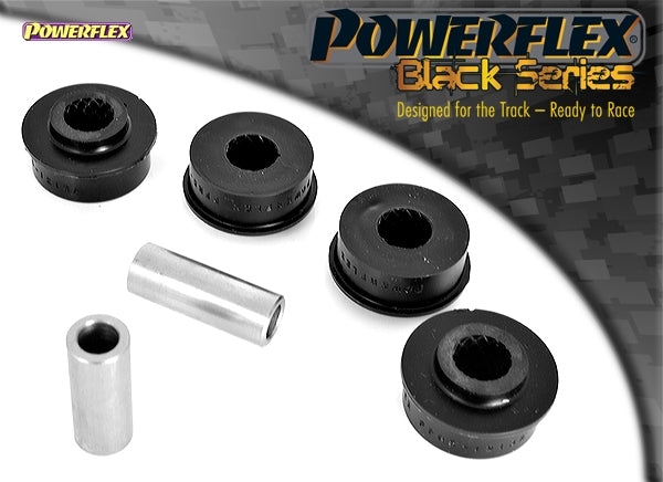 Powerflex Black Series Rear Lower Front Arm Inner Bush Kit for BMW 1-Series (E81)