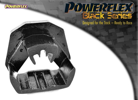 Powerflex Black Series Lower Engine Mount Insert Kit for Ford Focus RS (MK3)