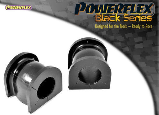 Powerflex Black Series Rear Anti Roll Bar Bush 25.4mm Kit for Honda S2000