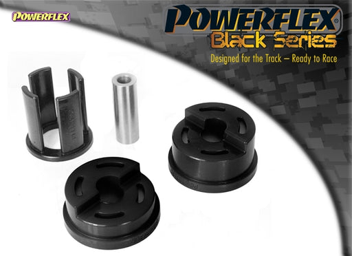 Powerflex Black Series Lower Engine Mount Large Bush Kit for Mini Hatch (R50)