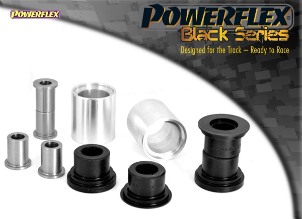 Powerflex Black Series Rear Lower Lateral Arm Inner Bush Kit for BMW 3-Series (E93)