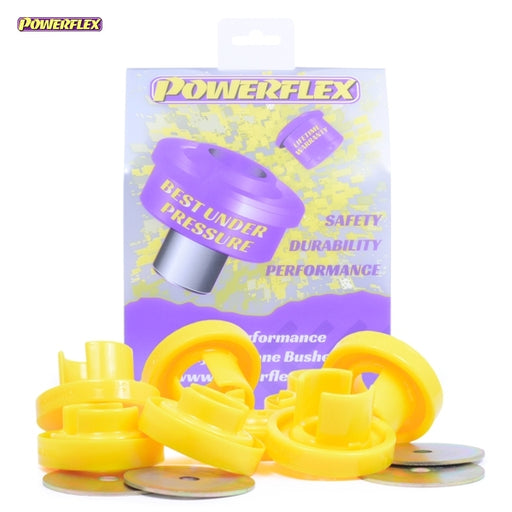 Powerflex Rear Beam Bush Insert Kit for Nissan Silvia (S13)