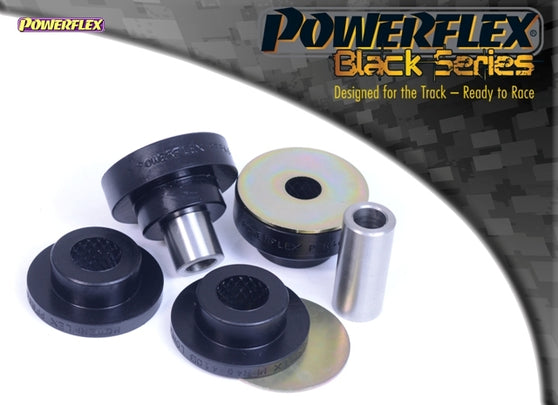 Powerflex Black Series Rear Differential Front Mounting Bush Kit for Nissan Skyline (R32)
