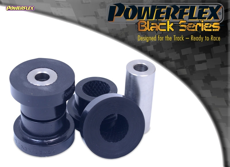 Powerflex Black Series Front Wishbone Front Bush 14mm bolt Kit for Ford Focus ST (MK2)