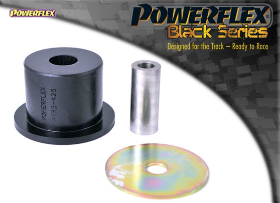 Powerflex Black Series Rear Diff Rear Mounting Bush Kit for BMW 1-Series (E88)