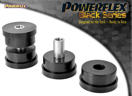 Powerflex Black Series Rear Tie Bar To Hub Front Bush Kit for Subaru Impreza (GD)
