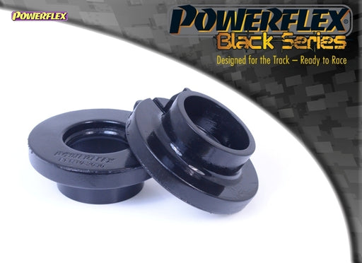 Powerflex Black Series Rear Spring Upper Isolator Kit for Ford Fiesta ST (MK7)