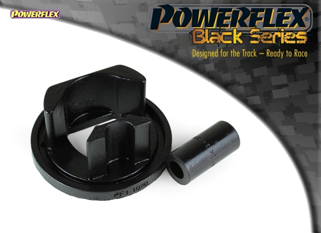 Powerflex Black Series Lower Engine Mount Bush Insert Kit for Alfa Romeo 4C