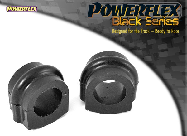 Powerflex Black Series Front Antil Roll Bar Mount 27mm Kit for Nissan Silvia (S14)
