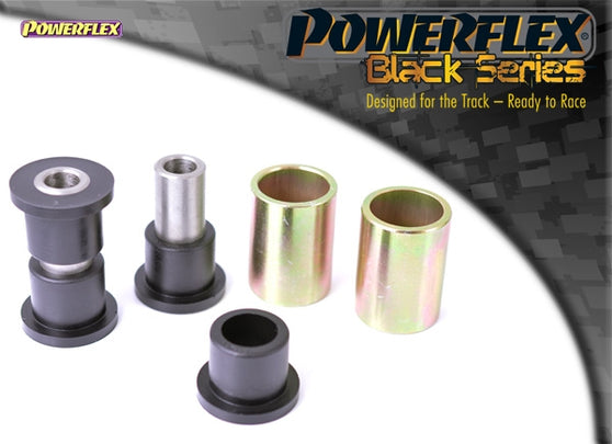 Powerflex Black Series Rear Track Control Arm Inner Bush Kit for Ford Focus ST (MK1)