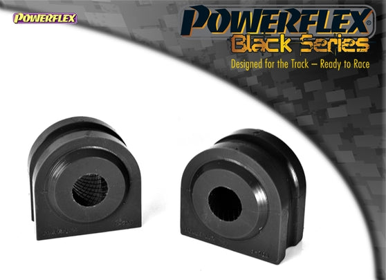 Powerflex Black Series Front Anti Roll Bar Mount 25.6mm Kit for BMW 5-Series (E61)
