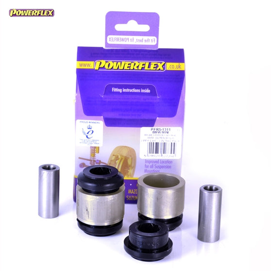 Powerflex Rear Lower Lateral Arm Outer Bush Kit for Mini Hatch (F56)
