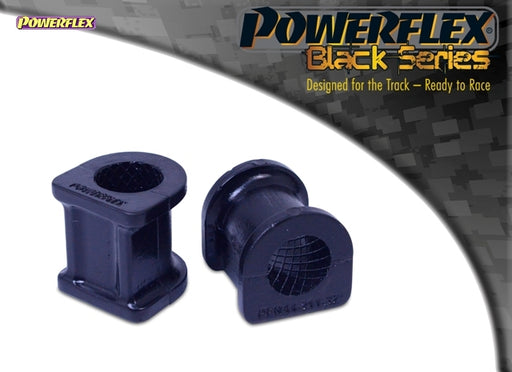 Powerflex Black Series Rear Anti Roll Bar Bush 22mm Kit for Mitsubishi Lancer Evo 9
