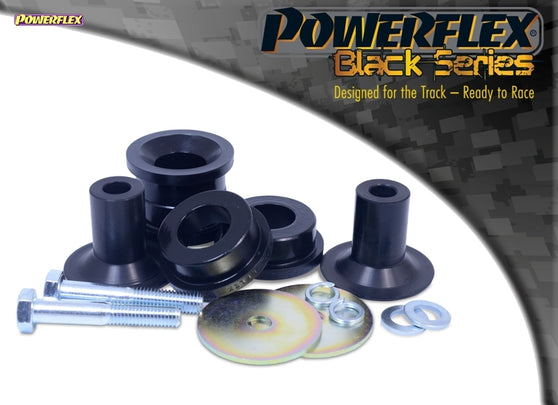 Powerflex Black Series Rear Diff Rear Mount Kit for BMW Z4 (E85)