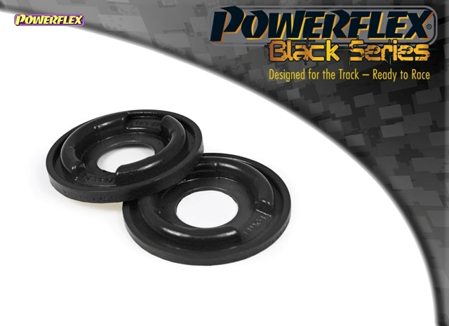Powerflex Black Series Lower Engine Mount Bush Insert Kit for Ford Focus RS (MK3)