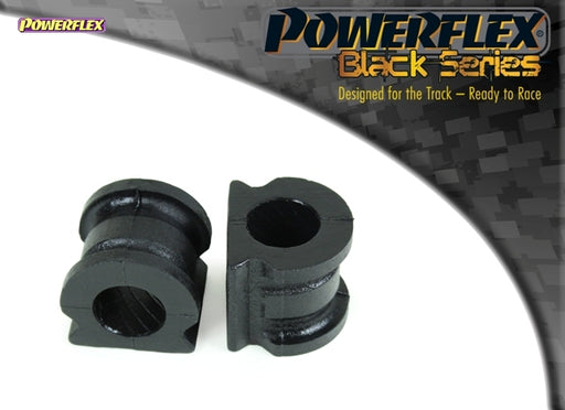 Powerflex Black Series Front Anti Roll Bar Bush 20mm Kit for Volkswagen Polo (6R)