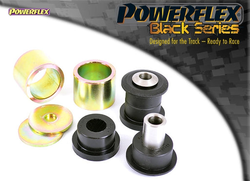 Powerflex Black Series Rear Upper Control Arm To Hub Bush Kit for BMW 1-Series (E82)